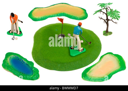 Carpet gold child's game - Stock Photo