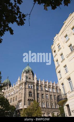 HUNGARY Pest County Budapest - Stock Photo
