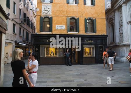 ITALY Veneto Venice - Stock Photo