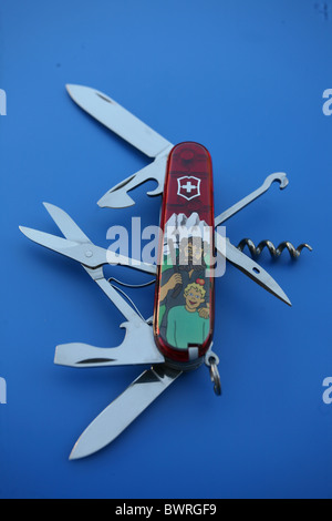 Switzerland Europe Swiss Army Knife Victorinox Multi