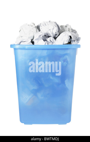 Plastic Bin - Stock Photo