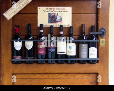 Famous Wines of Toscana Stock Photo: 62227326 - Alamy