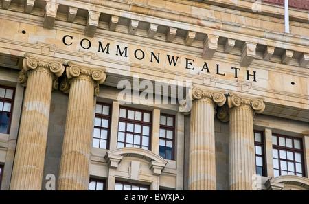 australia perth central business district perth town