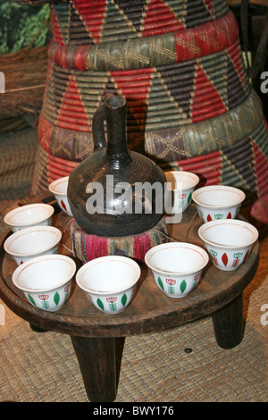 Coffee Pot And Cups Stock Photo Royalty Free Image 21465392 Alamy