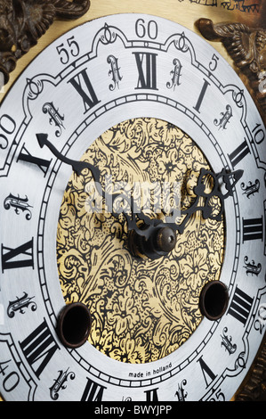 Clock - John Gollop - Stock Photo