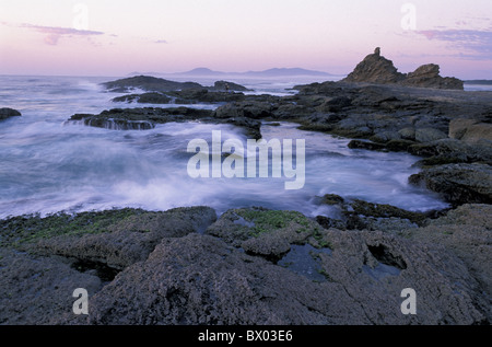 Nambucca heads new south wales australia stock photo for Landscaping rocks wellington
