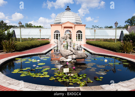 Since 1936, The New Orleans Botanical Garden In Louisiana (originally The  City Park Rose