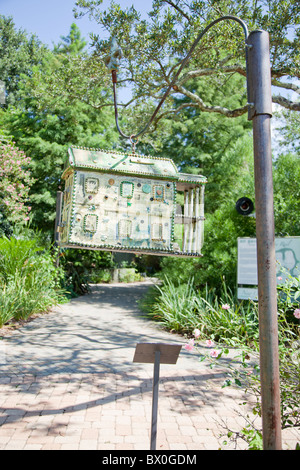 Louisiana\'s New Orleans Botanical Gardens in City Park displays fine ...