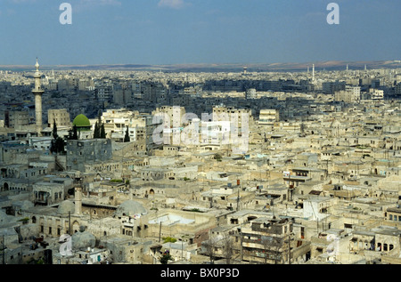 Aleppo, Syria. - Stock Photo