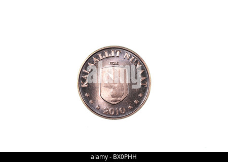 Coin Greenland Stock Photo 33209166 Alamy