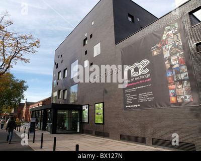 The New Art Exchange is an international centre for the contemporary visual arts and crafts in Nottingham - Stock Photo
