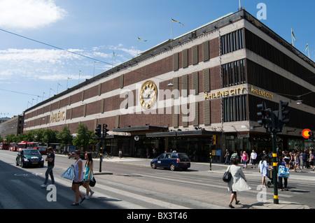 Åhlens city stockholm