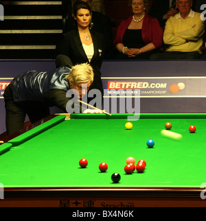 World snooker champion Neil Robertson - Stock Photo