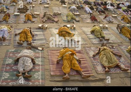 boys varanasi uttar pradesh india stock photo 60357679