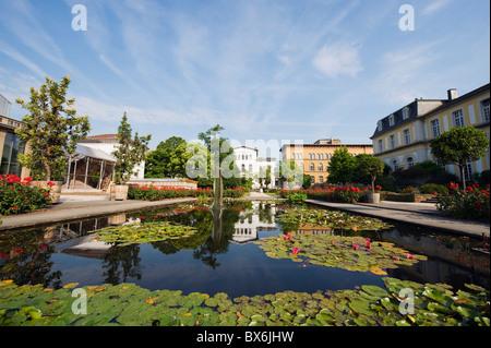Botanical gardens, Bonn, North Rhineland Westphalia, Germany, Europe - Stock Photo