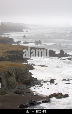 South coast near Hofn, Iceland, Polar Regions - Stock Photo