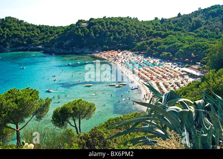 Fetovaia, Isola d'Elba, Elba, Tuscany, Italy, Europe - Stock Photo