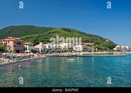 Marciana Marina, Isola d'Elba, Elba, Tuscany, Italy, Europe - Stock Photo