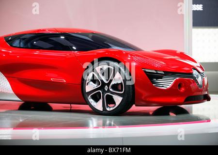 Renault Dezir, concept car - Stock Photo