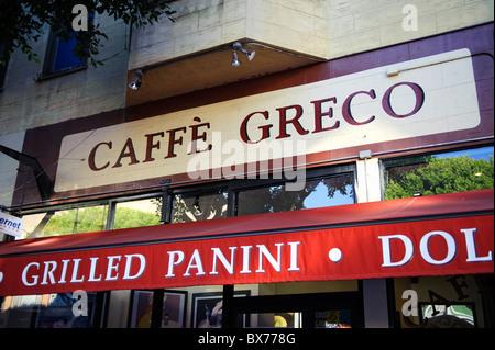 Pizza Restaurants Little Italy San Francisco