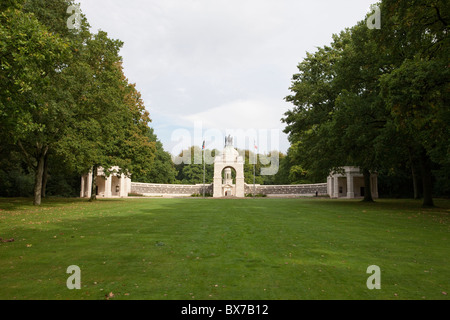 Delville Wood ,South African Memorial - Stock Photo