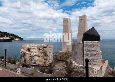 Porto Santo Stefano, Monte Argentario, Italy - Stock Photo