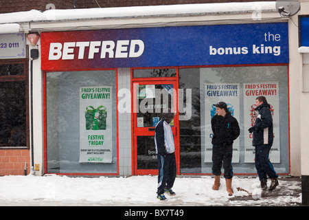 Betting Shop In Brixton - image 4