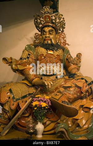 China Hong Kong Lantau Po Lin Monastery - Stock Photo