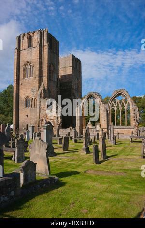 Elgin Cathedral, Moray, Highland Region, Scotland, September, 2010 - Stock Photo