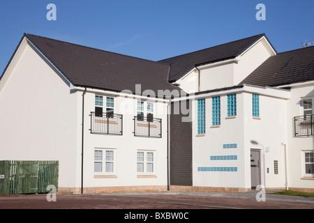 Modern Architecture Dublin modern architecture. homes in dublin quay, irvine, north ayrshire