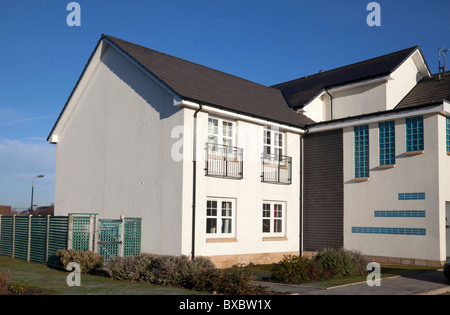 Modern Architecture Scotland modern architecture. homes in dublin quay, irvine, north ayrshire