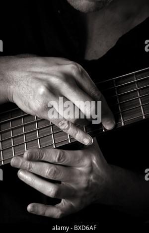 The Guitar Chord Of G Major Stock Vector Art & Illustration, Vector ...