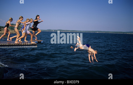 Teen Jumps 55