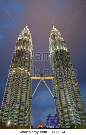 Petronas twin tower skybridge ticket booking