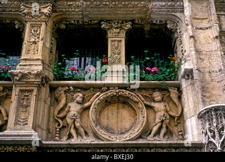 france seine maritime rouen cathedrale notre dame de rouen our lady stock photo royalty free. Black Bedroom Furniture Sets. Home Design Ideas