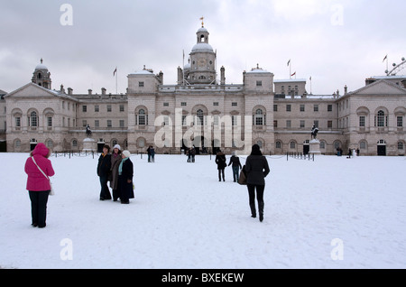 Horse Guards Parade - London - Stock Photo