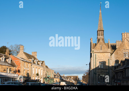 Stow-on-the-Wold, Gloucestershire, UK - Stock Photo