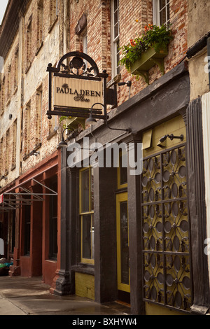 Paula Deen's, 'Lady & Sons' restaurant Savannah, Georgia, USA. - Stock Photo