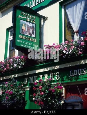 Irish Bar and Restaurant, Killarney, County Kerry, Ireland - Stock Photo