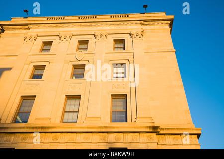 Springfield, Illinois - State Capitol complex building - Stock Photo