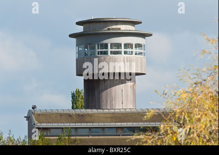 Slimbridge Wildfowl and Wetlands Centre - Stock Photo