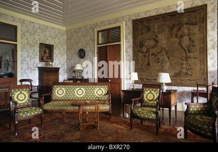 Riche En Eau Colonial Sugar Estate Plantation House 1830