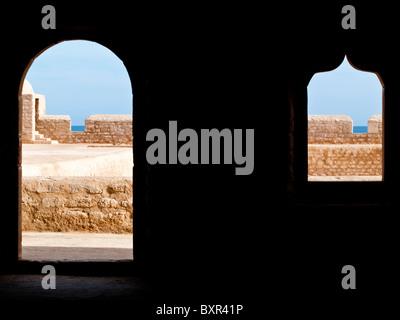 arabic windows - Stock Photo