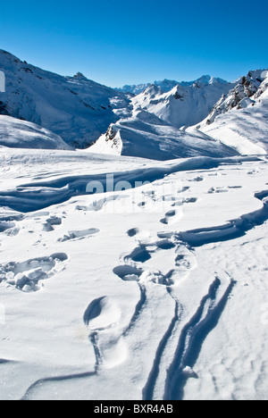 Alpe Devero,piedmont,italy,alps - Stock Photo