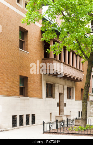 James Charnley House, Chicago - Stock Photo