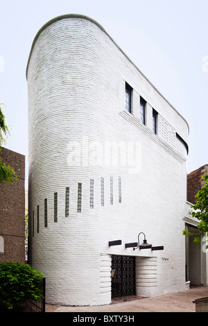 FIsher Studio Houses, Chicago - Stock Photo