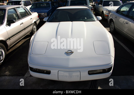 Chevrolet - Stock Photo