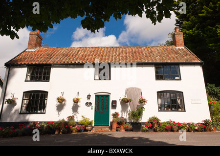 The Pond House Bed and Breakfast in Westleton , Suffolk , England , Great Britain , Uk - Stock Photo