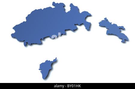 Swiss Confederation Canton Schaffhausen Stock Photo 147109791 Alamy