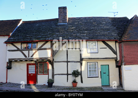Steyning, West Sussex, England UK. - Stock Photo